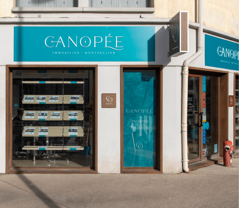 canopée immobilier montpellier